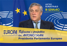 On. Antonio Tajani - Folcara ore 11.30