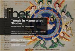 "Photo Summer School ""Trends in Manuscript Studies"""